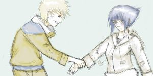 NaruHina - come with me by Dinkelsmoothi