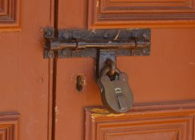 Courthouse Lock 001 by rensstocknstuff