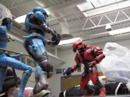 RvB The Avatar Chronicles 8 by InvisibleCorpseGirl