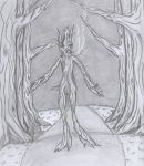 Tree Person by Naruto179