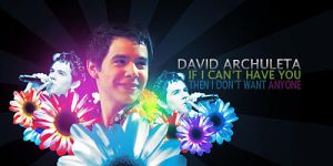 If I Can't Have David by mikeygraphics