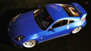 2007 Nissan 350Z RS (Gran Turismo 5) by Vertualissimo