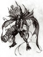 Greater Hellspawn by Hirooyuuki
