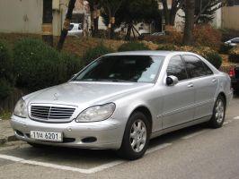 Mercedes-Benz S430 to Gupa507 by Kia-Motors