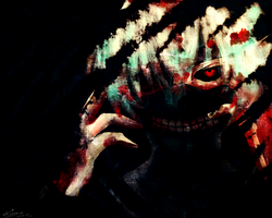 Tokyo Ghoul by etto-sama