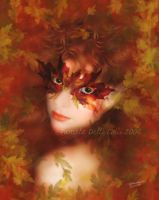 Autumnal Sprite by ImaginedMoments