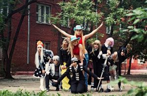 Soul Eater group by Tink-Ichigo