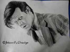 11th Doctor by ratha7