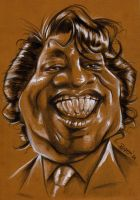 The Godfather of Soul by Parpa
