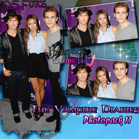 Photopack 11 The Vampire Diaries by PhotopacksLiftMeUp