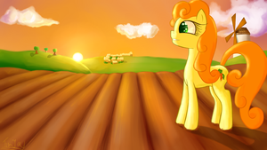 There will be carrots... by TimJaw