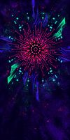 Sacred Blacklight, part four by SylviaRitter