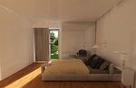 Second Interior Render by MrTeQuila