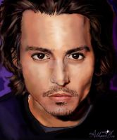 Johnny Depp by AfterTheBreaking