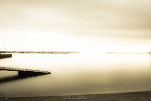 Golden bay by Koljan