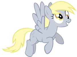 Derpy Hooves Vector by Anxet