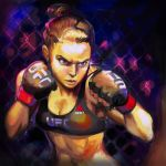 Rousey by mishinsilo