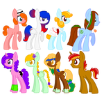 50 theme adopts 17- some number :) by Friskiespony