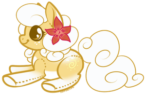 Sweet Aloha PlushBaby! by Haventide
