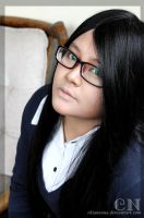 nerdy me... by ChiaNoona