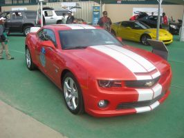 Chevrolet Camaro SS Pace Car by granturismomh