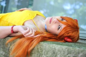 Sweet rest by azka-cosplay