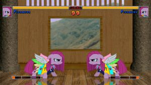 Mugen-Test .gif: -IT'S PARTY TIME!!! by INVISIBLEGUY-PONYMAN