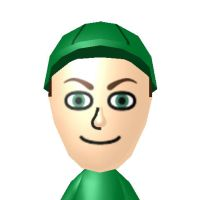 My Green Mii by KoopshiKingGeoshi