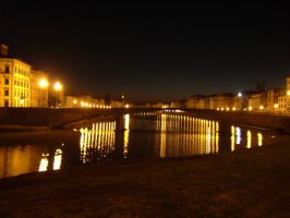 Pisa by night by Pollon82