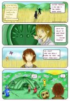 Frodo + Sam -the way back home by blackfauve