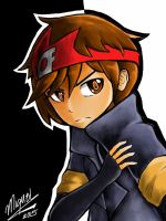 My name is Niko by MiguelLovesTacos