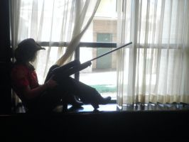 Casual Sniper by Fennec777