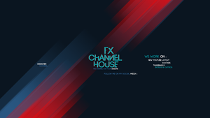 youtube new banner layout by fxchannelhouse