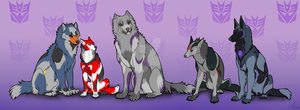 Decepti-Wolves by TheWolfsgirl90