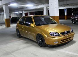 Citroen Saxo vts by tymu