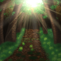 Background practice by KilaWolfsblut