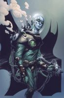 Mr. Freeze by lummage
