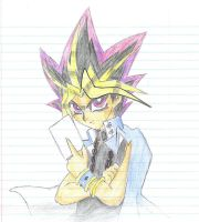 Yu-Gi-Oh from 05 by angel-of-arkansas