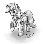 OC Littlepip by Premann
