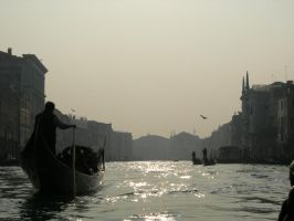 The Grand Canal by LadyRainDancer