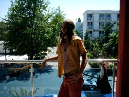 Bulgarian Hippie by Dominik19