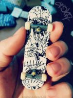 Custom Tech Deck by GosteOner
