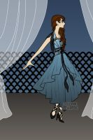 Human Rae in a Sophisticated Ball by DreamsCanComeTrue67