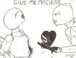 Give Me Machine pt.5 by RobotProphet