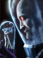 Mr. Freeze by LivioRamondelli