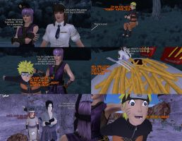 Request #798 Naruto, you're under arrest for..... by MichealJordy