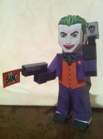 The Joker by wackywelsh