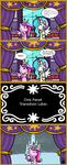 Pony Puppet Theater #3 Summer Celestial Vaction by MangaMeister