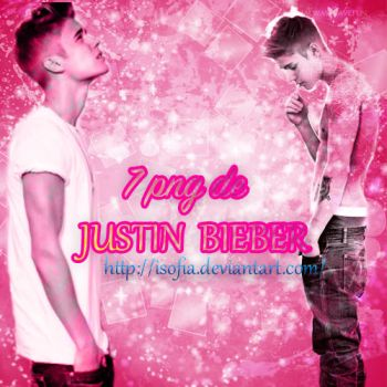 Pack PNG's Justin Bieber Teen Vogue Photoshoot by ISofia