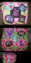 Alice in Wonderland Bag by ChibiLina-chan